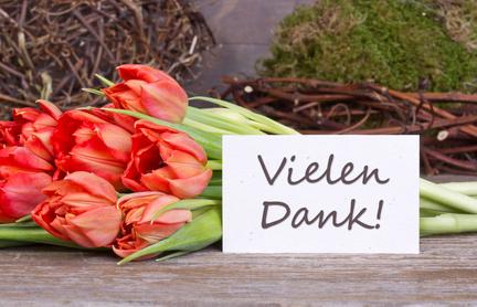 Blumen Als Danksagung Verschicken Blumen Zum Danke Sagen